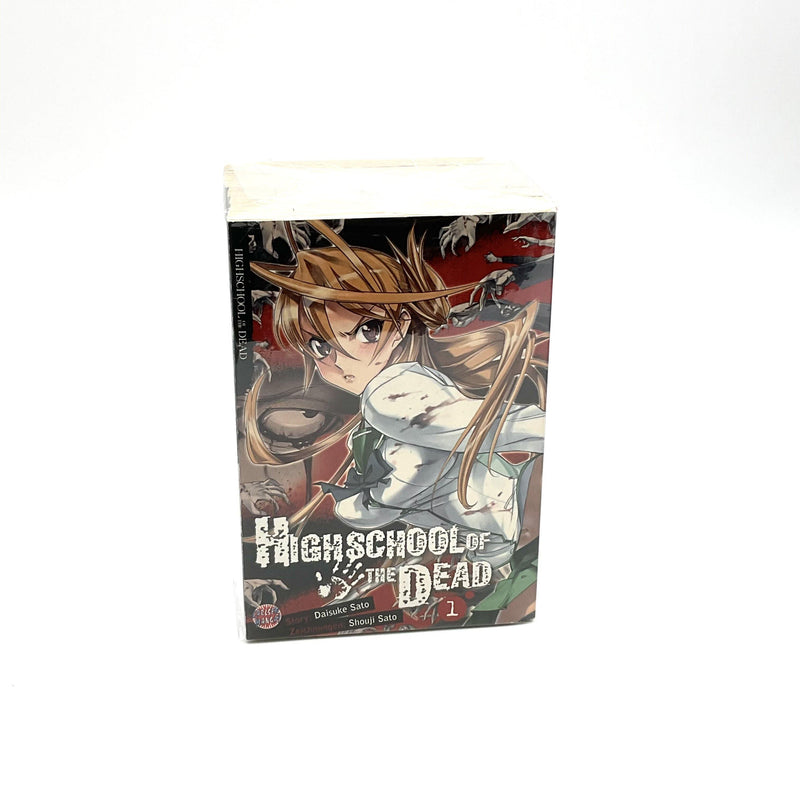 High School of the Dead 1-7 (Komplett) (Neuware) - J-Store Online