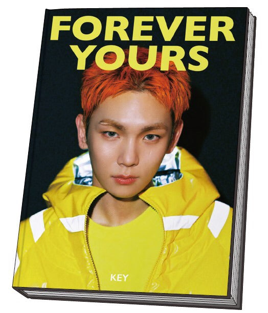 Key - 'Forever Yours' Music Video Story Book - jetzt lieferbar