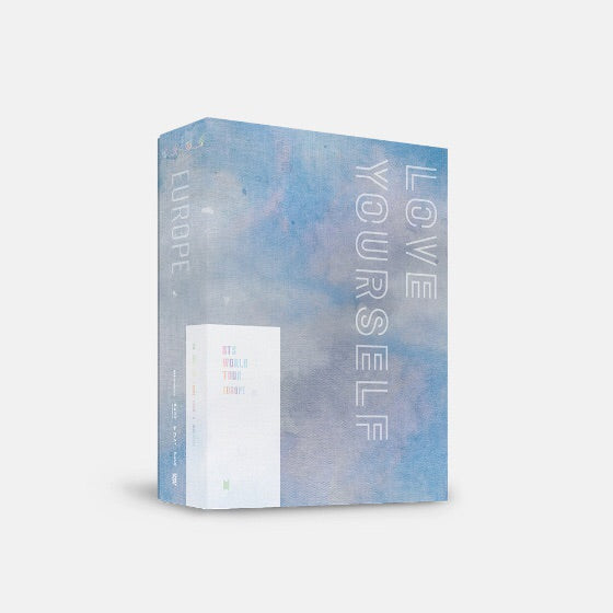 BTS - Love Yourself : Europe - 2 DVDs - Pre-Order