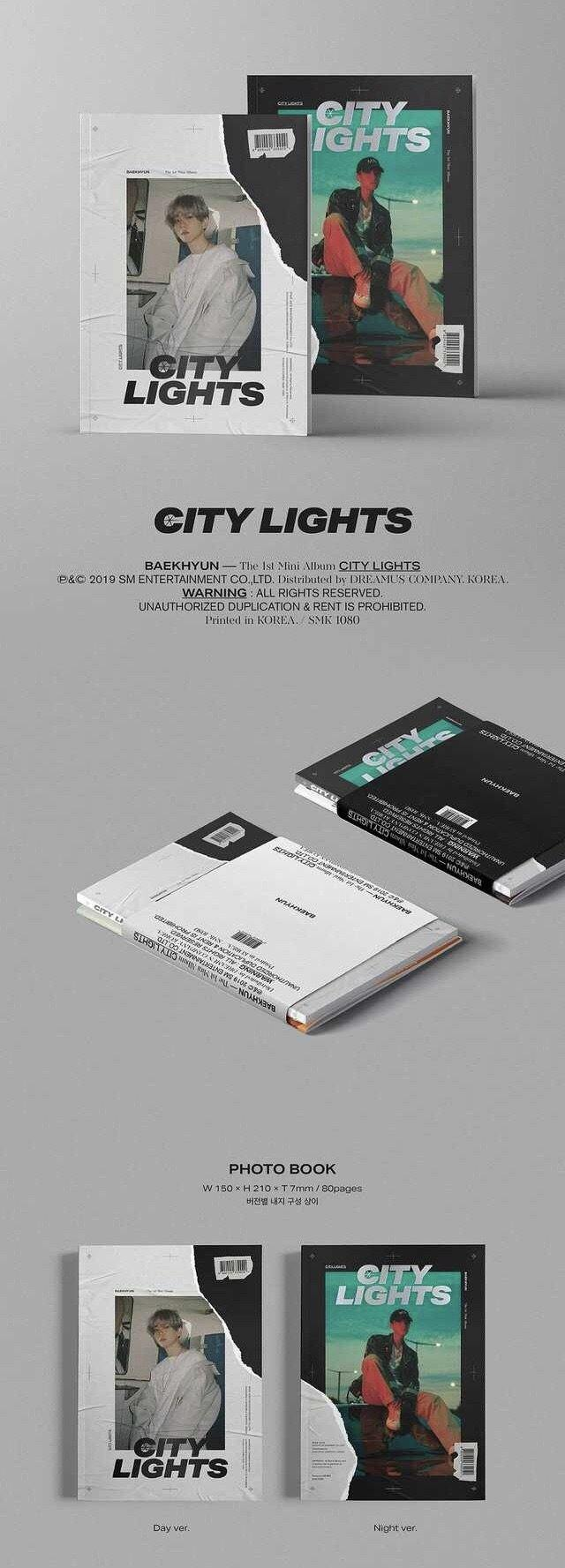 Baek Hyun - City Lights (Laden) - J-Store Online