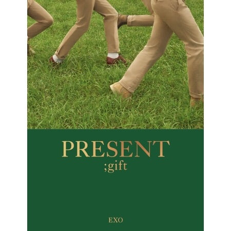 EXO - Present; Gift - J-Store Online