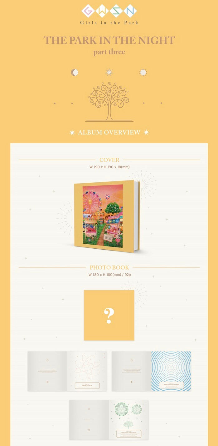 GWSN - The Park In The Night Part 3 - J-Store Online