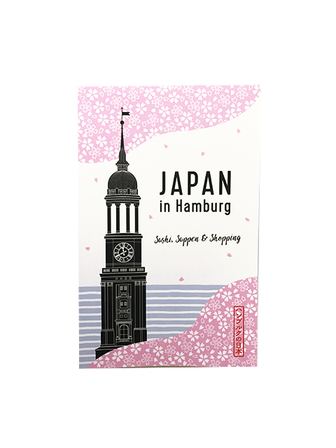 JAPAN in Hamburg- Restaurants, Sushi, Suppen & Shopping