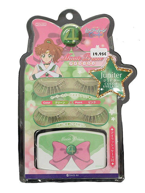 Sailor Moon Crystal Lashes - Sailor Jupiter