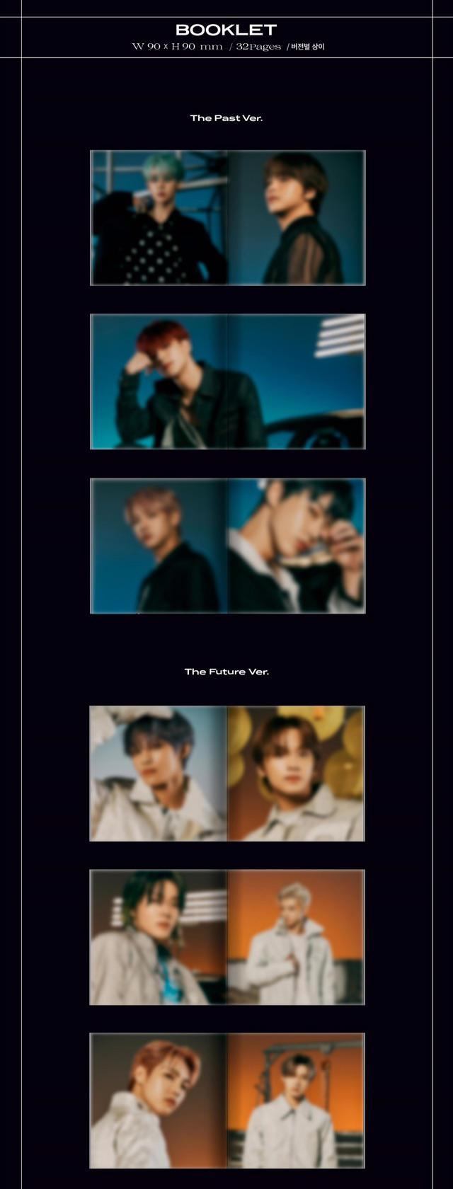 NCT - Resonance Part 1 - Kit Album