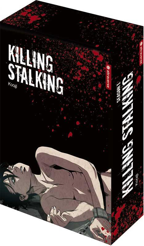 Killing Stalking – Season I Complete Box - Band 01-04