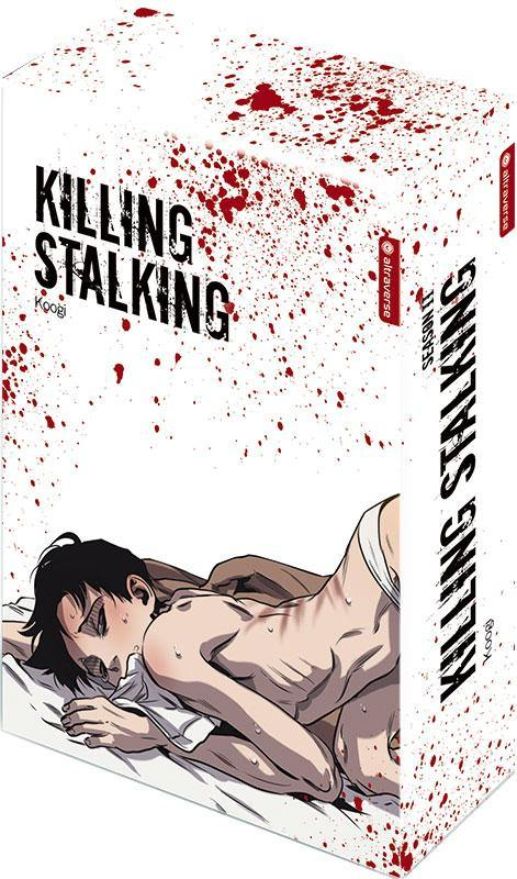Killing Stalking – Season II Complete Box - Band 01-04
