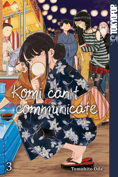 Komi can't communicate - Band 03