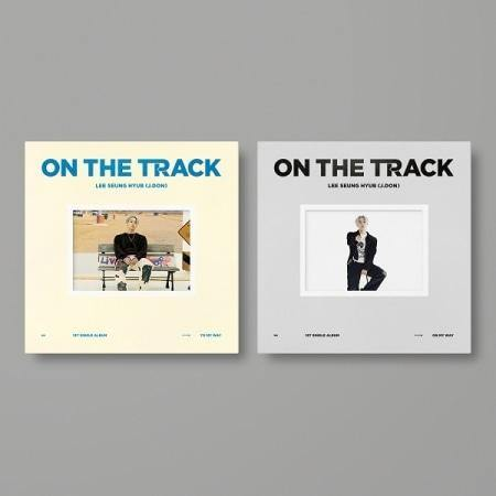 LEE SEUNG HYUB (J.DON) - 1ST SINGLE ALBUM [ON THE TRACK]