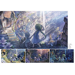 Made in Abyss Official Art Works