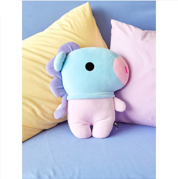 BT21 Baby - Hug Me Cushion - Cooky, Tata, Mang