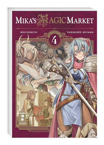 Mika's Magic Market - Band 4
