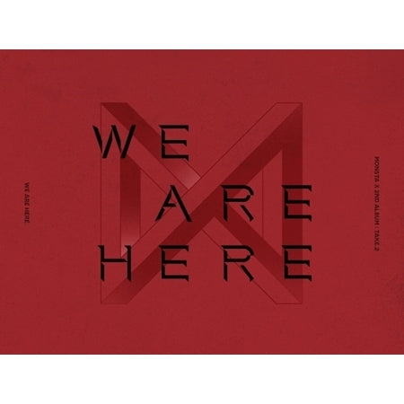 Monsta X - Take. 2 : We Are Here (Vol. 2) - Pre-Order