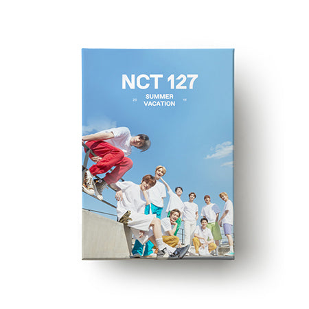 NCT 127 - 2019 NCT 127 Summer Vacation Kit - Pre-Order