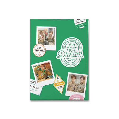 NCT Dream - 2019 NCT Dream Summer Vacation Kit - Jetzt lieferbar