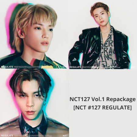 NCT 127 - Vol.1 Regulate (Repackage) - Pre-Order