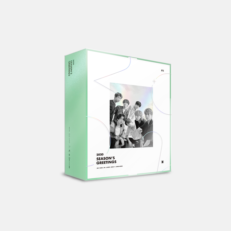 BTS 2020 Season's Greetings - Pre-Order