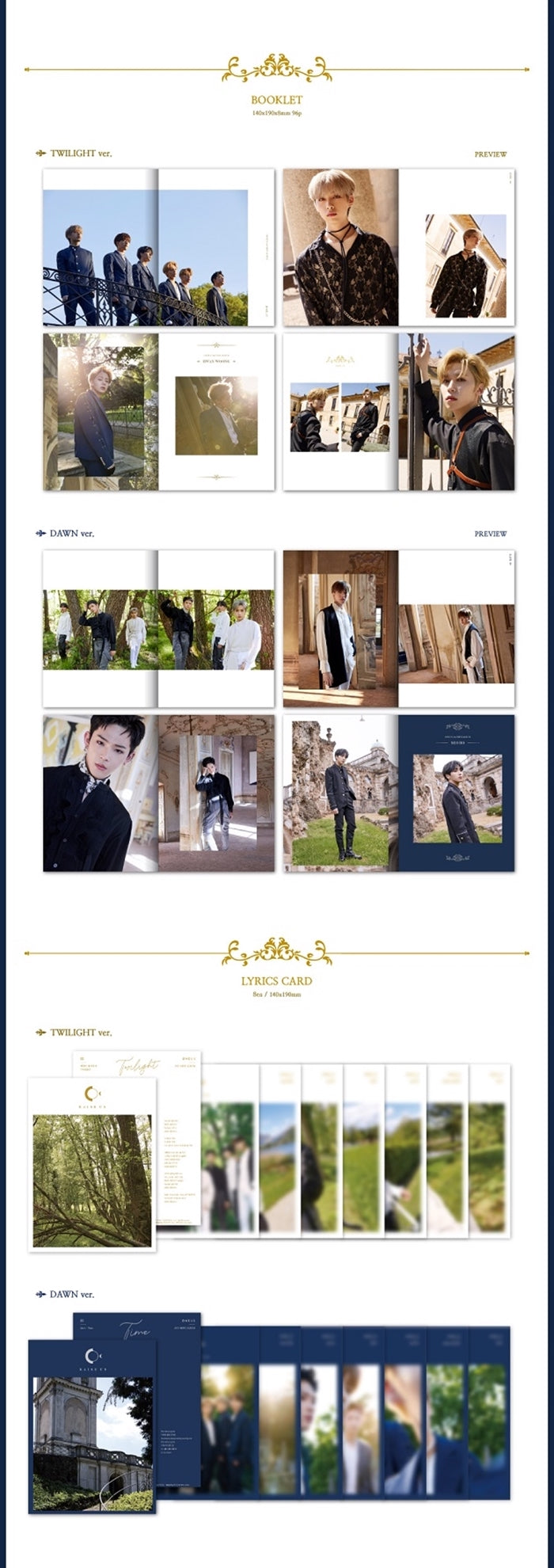 ONEUS - Raise Us (2nd Mini Album) - J-Store Online