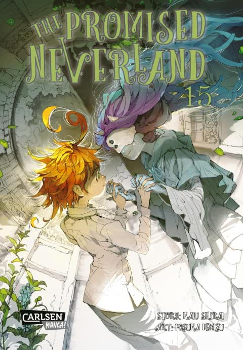 The Promised Neverland - Band 15