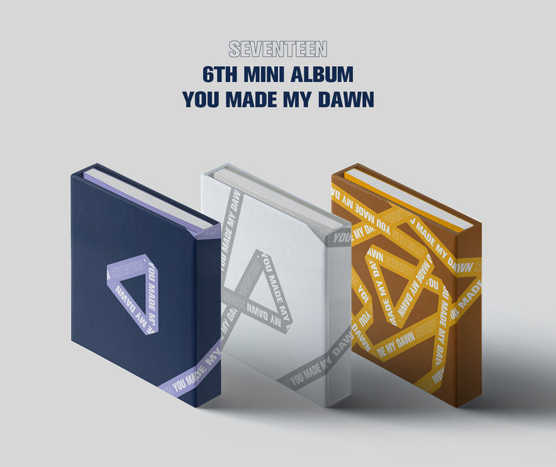 Seventeen - You Make My Dawn (Mini-Album) - jetzt lieferbar