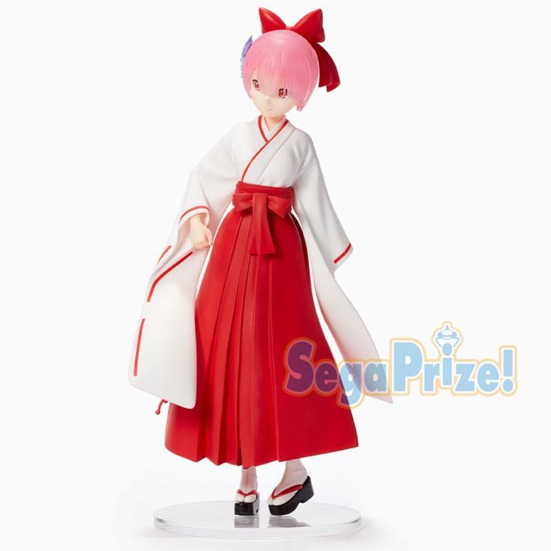 Re:Zero - RAM - Maiko dress (Pink Hair)