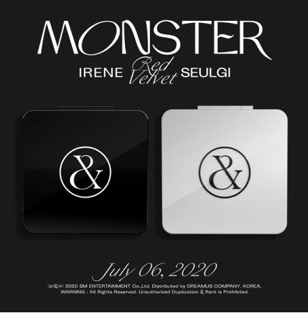 Red Velvet - Irene & Seulgi - Monster - J-Store Online