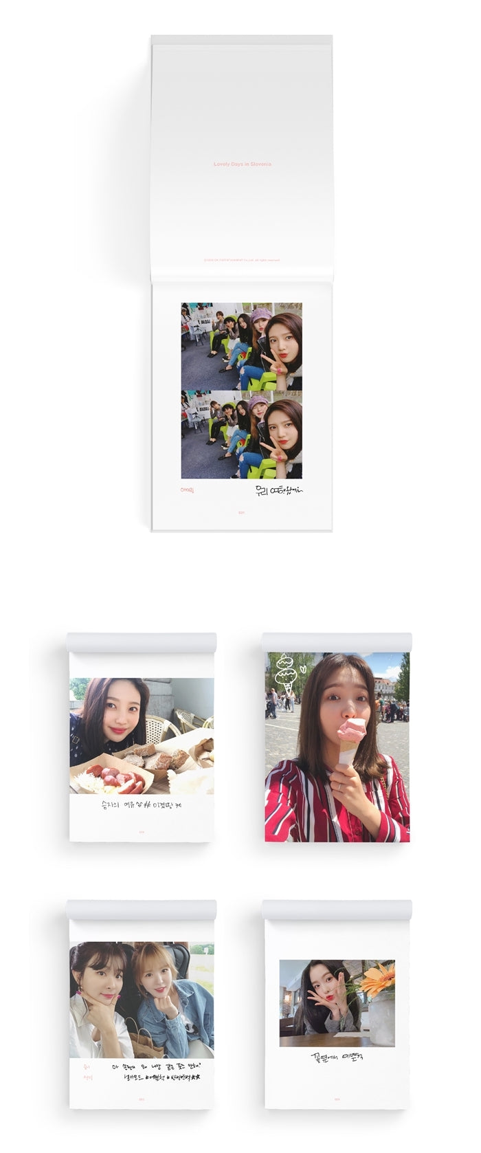 Red Velvet - Selfie Book: Red Velvet #2 - J-Store Online