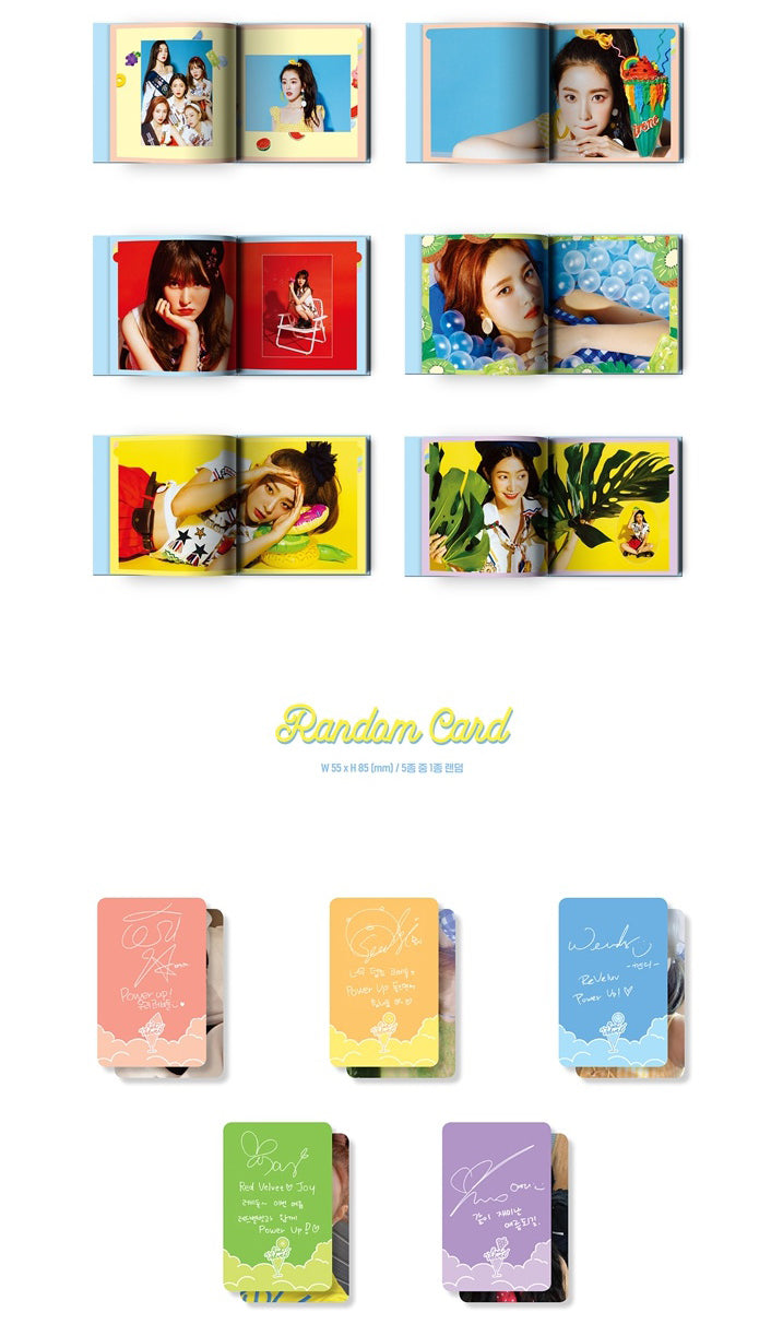 Red Velvet 'Summer Magic' - Mini-Album - J-Store Online