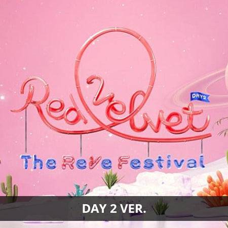 Red Velvet - The ReVe Festival - Day2 Version - jetzt lieferbar