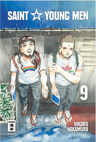 Saint Young Men - Band 09 - J-Store Online