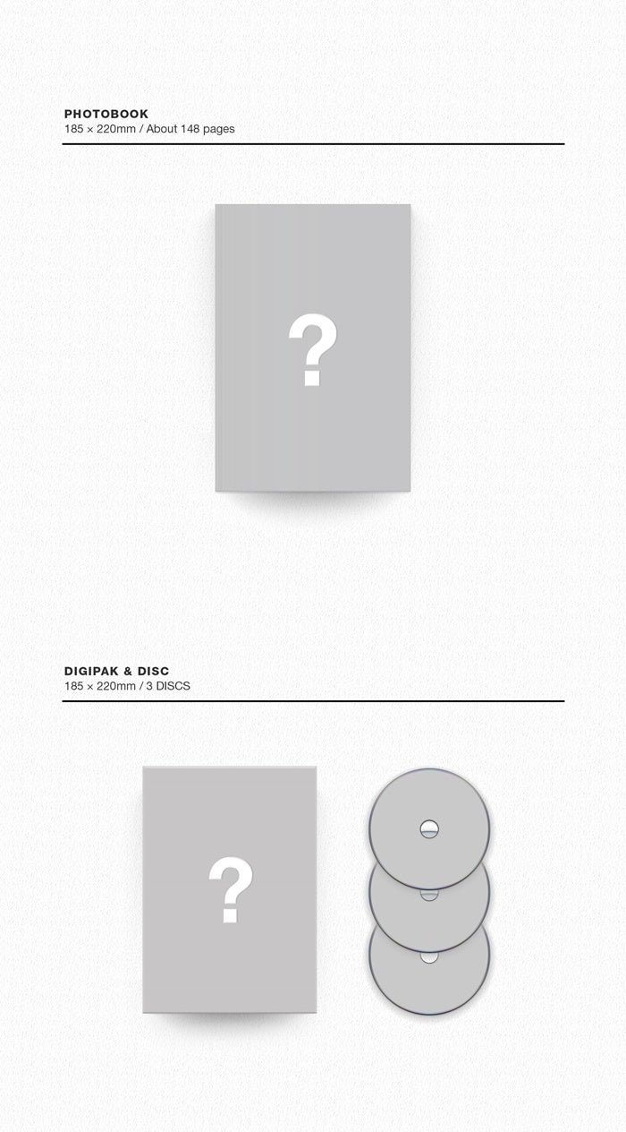 Seventeen - Seventeen World Tour 'Ode To You' in Seoul - 3 DVDs - Pre-Order