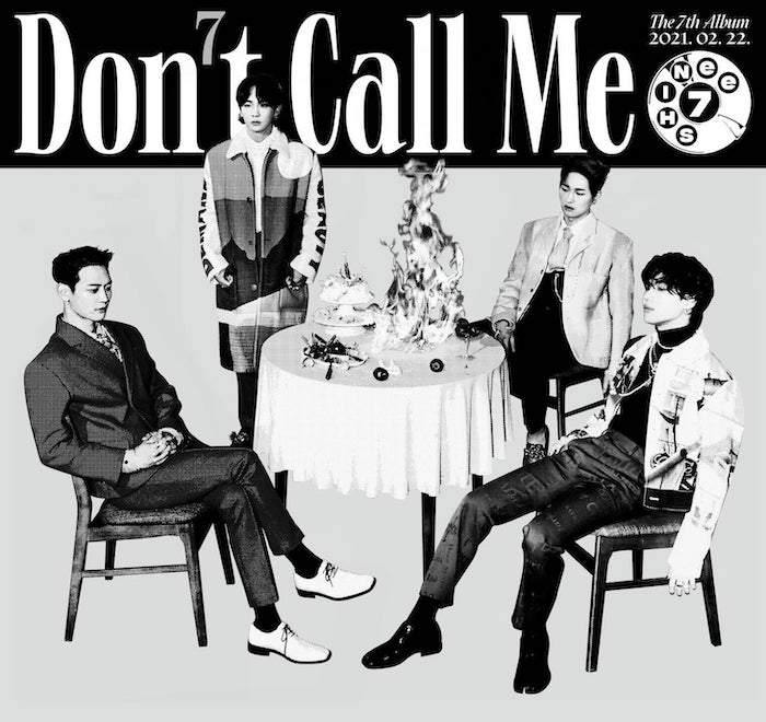 SHINEE - VOL.7 DON'T CALL ME (PHOTOBOOK VER.)