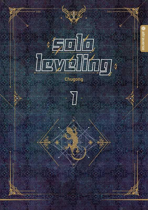 Solo Leveling Roman - Band 01