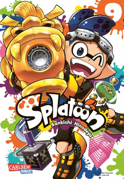 Splatoon - Band 9