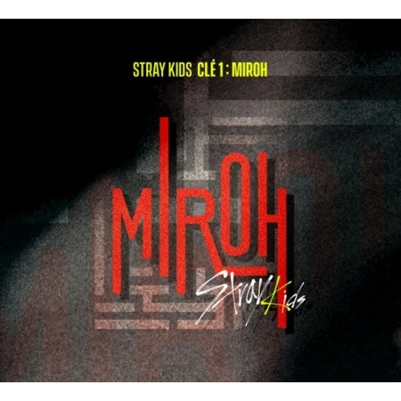 Stray Kids - CLE1 : Miroh (Normal Edition) - jetzt lieferbar