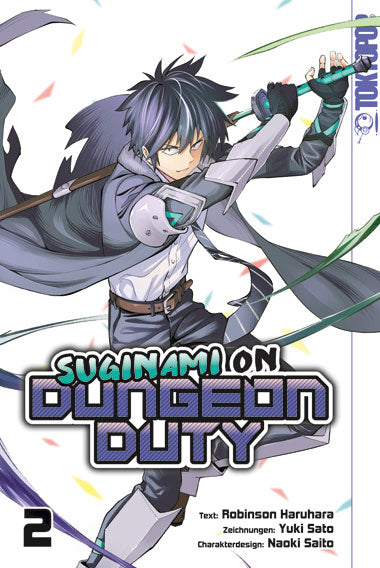 Suginami on Dungeon Duty - Band 2 - J-Store Online