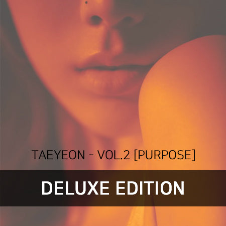Taeyeon - Purpose (Deluxe Version) - Pre-Order
