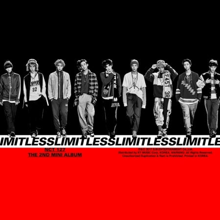 NCT 127 - NCT #127 Limitless - 2nd Mini Album - J-Store Online