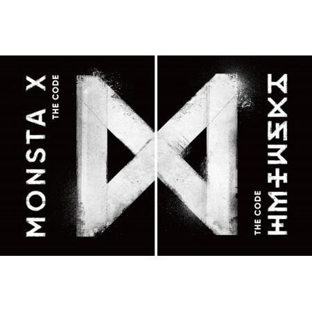 MONSTA X - THE CODE (5th Mini Album)