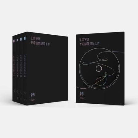 BTS - Love Yourself 'Tear' - J-Store Online