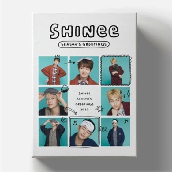 Shinee - 2020 Season's Greetings - J-Store Online