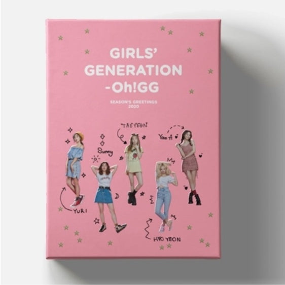 Girls' Generation - OH!GG - 2020 Season's Greetings - Pre-Order
