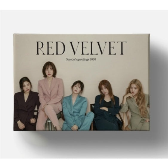 Red Velvet - 2020 Season's Greetings - J-Store Online