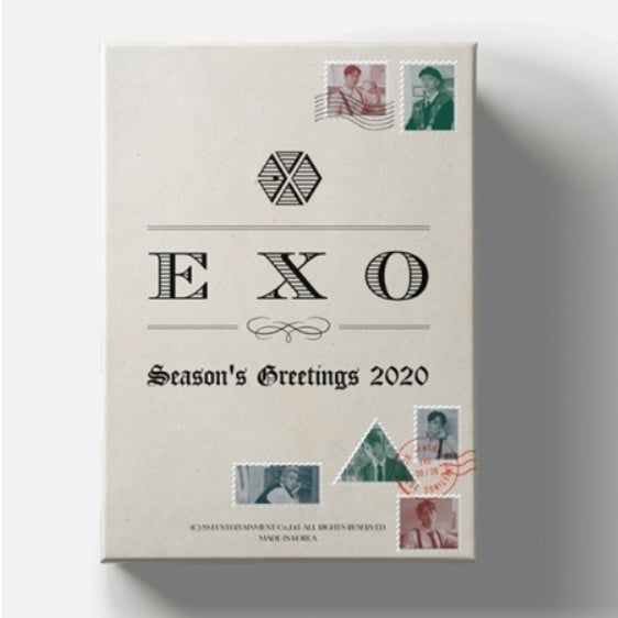 EXO - 2020 Season's Greetings - J-Store Online