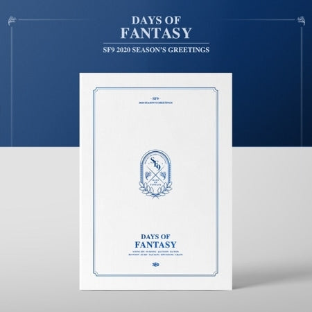 SF9 - 2020 Season's Greetings - Pre-Order