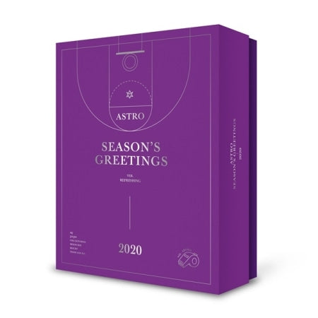 Astro - 2020 Season's Greetings (Refreshing Version) - Pre-Order