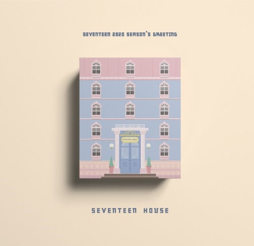 SEVENTEEN - 2020 Season's Greetings - Pre-Order