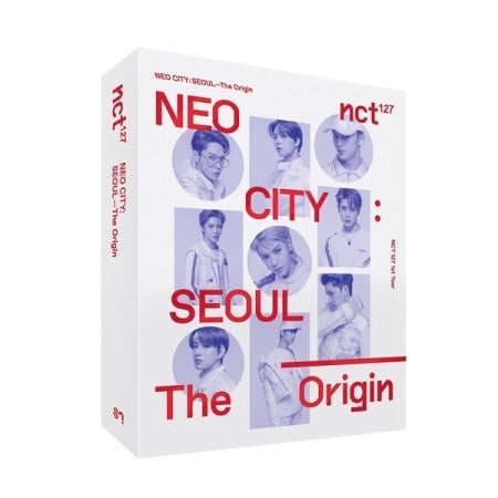 NCT127 - Neo City: Seoul (The Origin) - Pre-Order