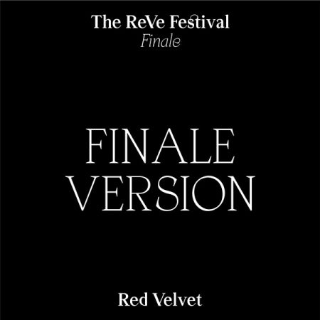 Red Velvet - The ReVe Festival Finale - Finale Version - Pre-Order