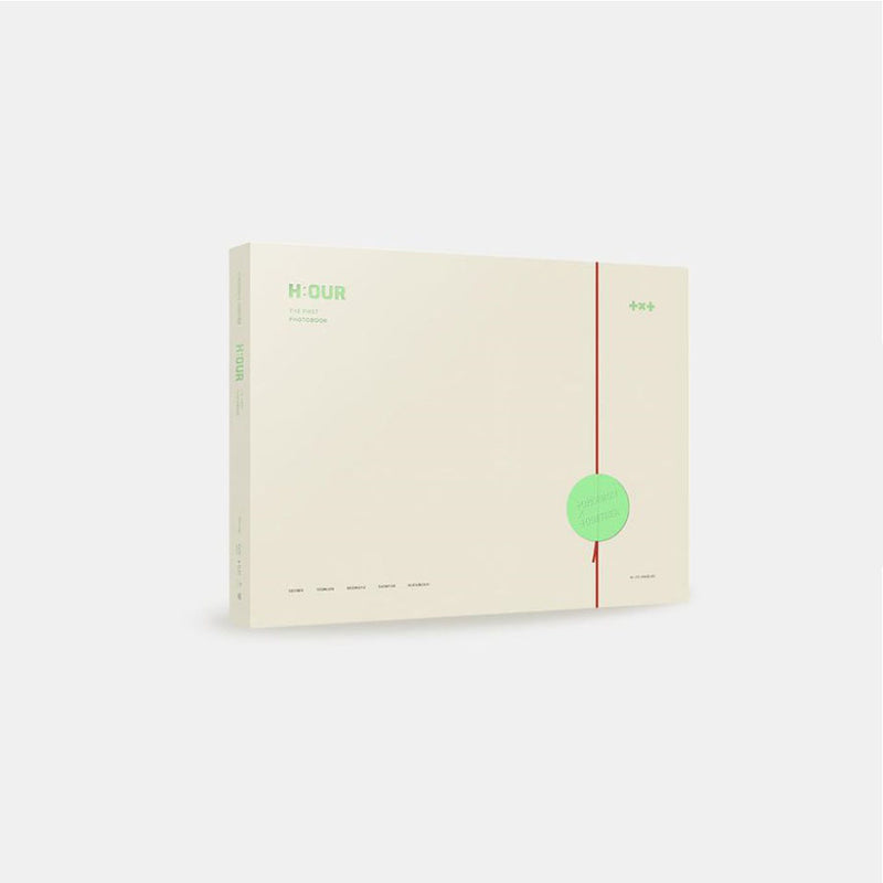TXT: The First Photobook - H:OUR - Pre-Order - J-Store Online